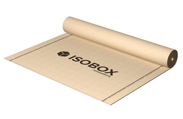 Isobox A70 влагозащитная пленка для кровли