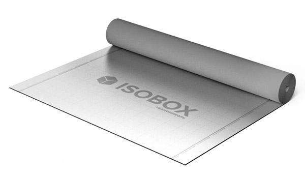 Пароизоляционные пленки Isobox Термо 70