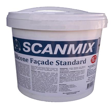 Scanmix SILICONE FACADE STANDARD купить