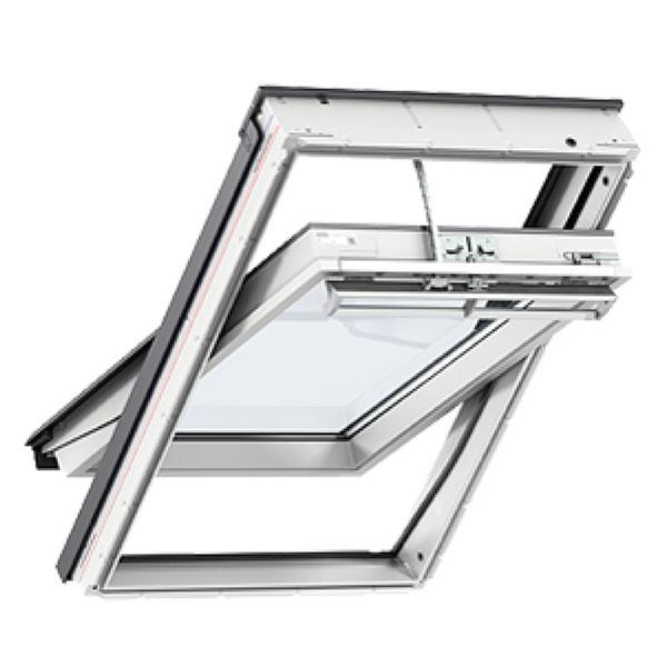 GGL/GGU INTEGRA автоматическое мансардное окно