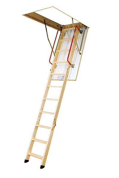 Чердачные лестницы FAKRO LWK Komfort