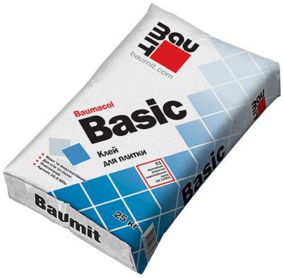 Baumit Basic смесь клеевая для плитки