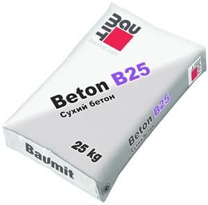 Бетонная смесь Baumit Beton