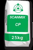 штукатурка scanmix cp